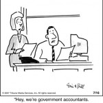 cartoon accounting government